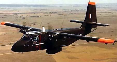 Военно-транспортный самолет GAF Nomad