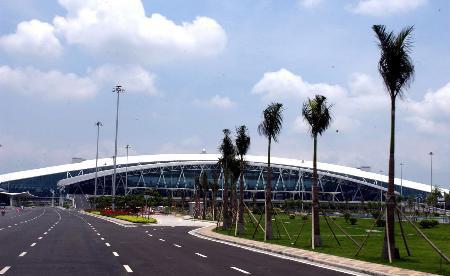 Китайский аэропорт Гуанчжоу