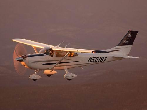 В Колорадо столкнулись между собой два самолета
