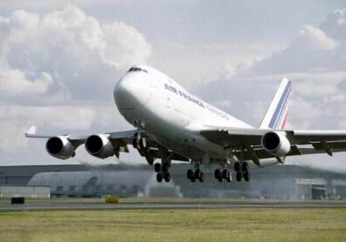 Boeing 747-400ER авиакомпании Air France
