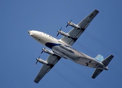 На Филиппинах потерпел крушение грузовой самолет Ан-12