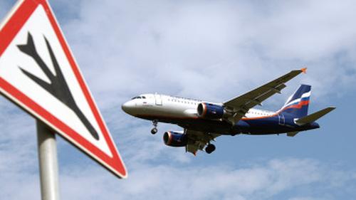 Авиасообщение над Европой практически восстановлено