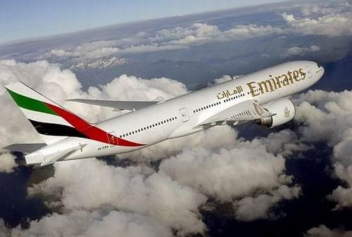 Boeing-777 авиакомпании Emirates чудом избежал катастрофы