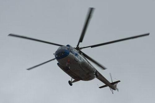 На Камчатке потерпел крушение вертолет Ми-8