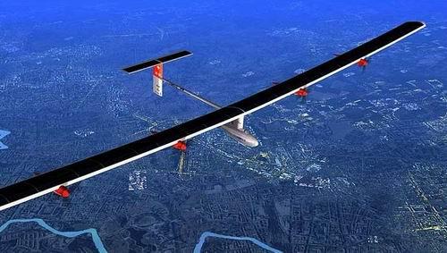 Solar Impulse - самолет на солнечных батареях